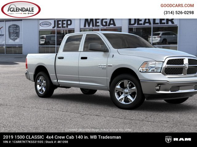 2019 Ram 1500 Crew Cab 4x4,  Pickup #4K6009 - photo 21