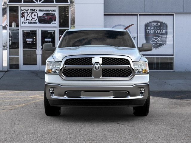 2019 Ram 1500 Crew Cab 4x4,  Pickup #4K6009 - photo 4