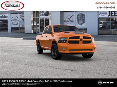 2019 Ram 1500 Crew Cab 4x4,  Pickup #4K6012 - photo 12