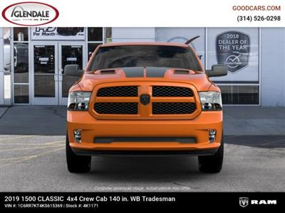 2019 Ram 1500 Crew Cab 4x4,  Pickup #4K6012 - photo 3