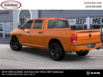 2019 Ram 1500 Crew Cab 4x4,  Pickup #4K6012 - photo 2