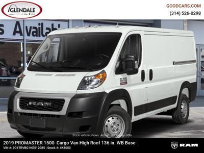 2019 ProMaster 1500 High Roof FWD,  Empty Cargo Van #4K8000 - photo 1