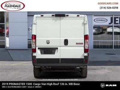 2019 ProMaster 1500 High Roof FWD,  Empty Cargo Van #4K8001 - photo 9