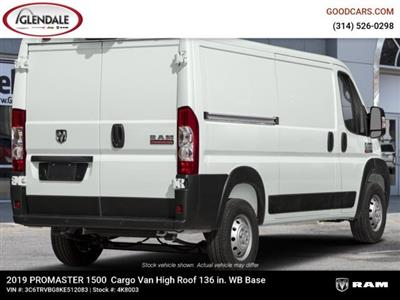 2019 ProMaster 1500 High Roof FWD,  Empty Cargo Van #4K8003 - photo 5