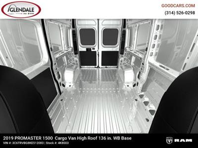 2019 ProMaster 1500 High Roof FWD,  Empty Cargo Van #4K8003 - photo 16