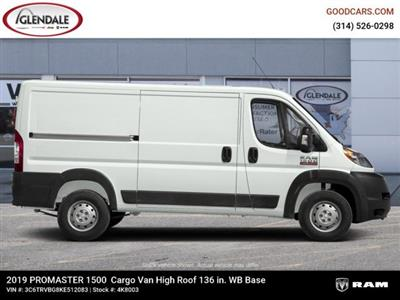2019 ProMaster 1500 High Roof FWD,  Empty Cargo Van #4K8003 - photo 3