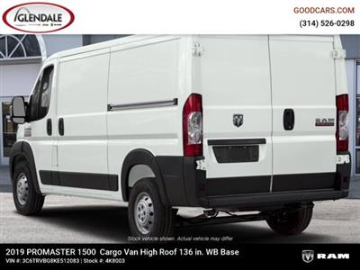 2019 ProMaster 1500 High Roof FWD,  Empty Cargo Van #4K8003 - photo 7