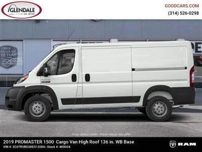 2019 ProMaster 1500 High Roof FWD,  Empty Cargo Van #4K8004 - photo 5
