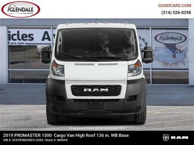 2019 ProMaster 1500 High Roof FWD,  Empty Cargo Van #4K8004 - photo 9