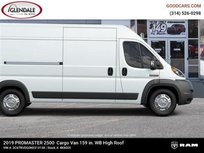 2019 ProMaster 2500 High Roof FWD,  Empty Cargo Van #4K8005 - photo 11
