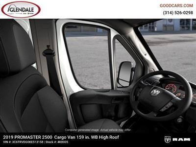 2019 ProMaster 2500 High Roof FWD,  Empty Cargo Van #4K8005 - photo 3