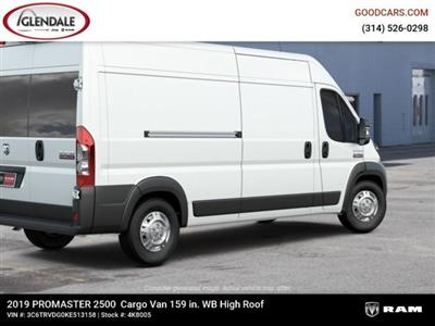 2019 ProMaster 2500 High Roof FWD,  Empty Cargo Van #4K8005 - photo 10