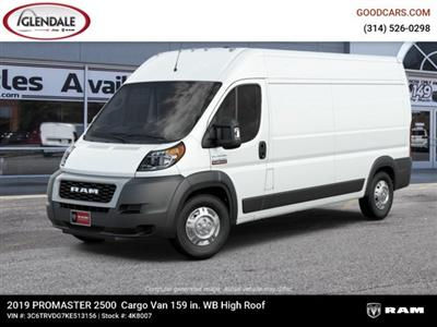 2019 ProMaster 2500 High Roof FWD,  Empty Cargo Van #4K8007 - photo 1