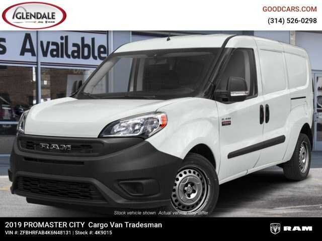2019 ProMaster City FWD,  Empty Cargo Van #4K9015 - photo 1