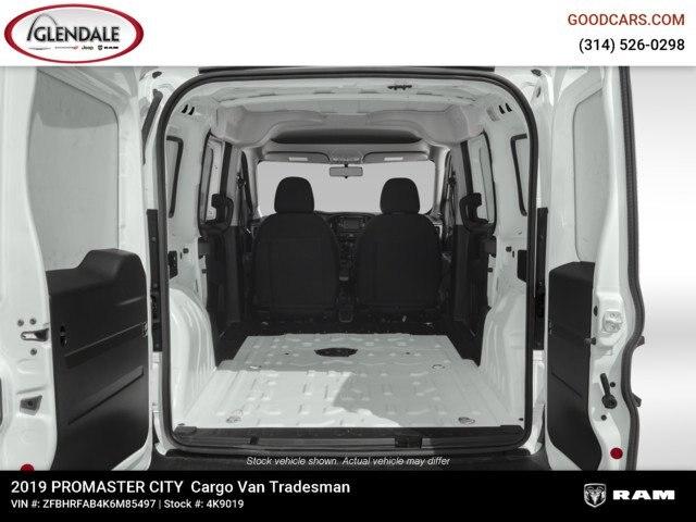 2019 ProMaster City FWD,  Empty Cargo Van #4K9019 - photo 1