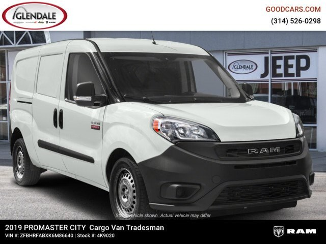 2019 ProMaster City FWD,  Empty Cargo Van #4K9020 - photo 5