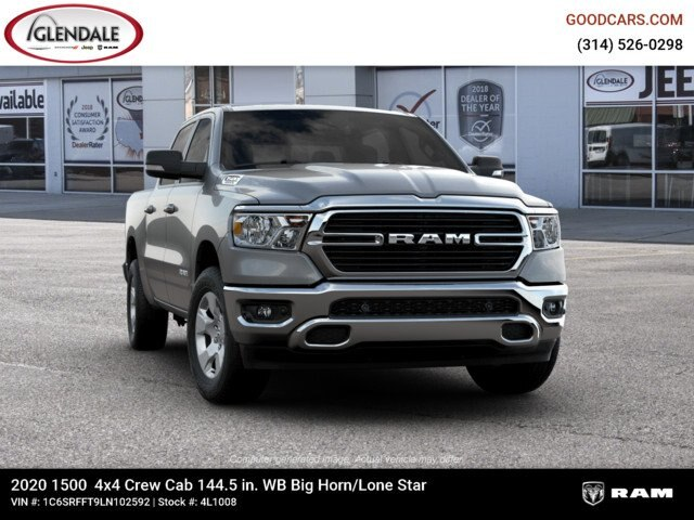 2020 Ram 1500 Crew Cab 4x4,  Pickup #4L1008 - photo 12