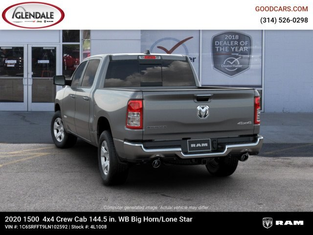 2020 Ram 1500 Crew Cab 4x4,  Pickup #4L1008 - photo 6