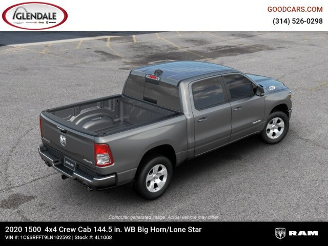 2020 Ram 1500 Crew Cab 4x4,  Pickup #4L1008 - photo 9