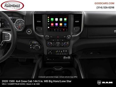 2020 Ram 1500 Crew Cab 4x4,  Pickup #4L1008 - photo 14