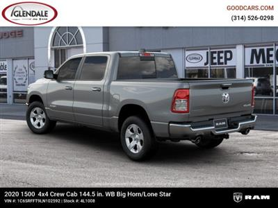 2020 Ram 1500 Crew Cab 4x4,  Pickup #4L1008 - photo 2