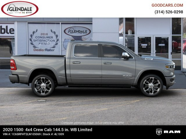 2020 Ram 1500 Crew Cab 4x4,  Pickup #4L1009 - photo 10