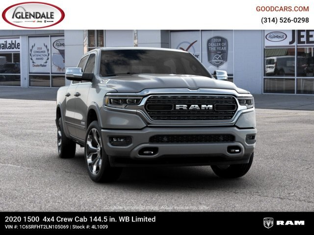 2020 Ram 1500 Crew Cab 4x4,  Pickup #4L1009 - photo 12