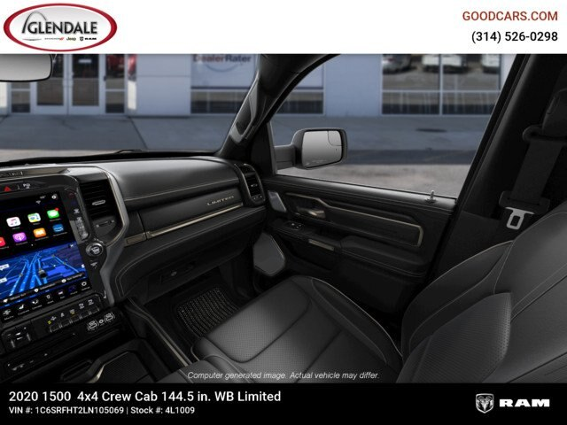 2020 Ram 1500 Crew Cab 4x4,  Pickup #4L1009 - photo 15