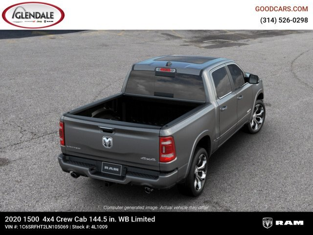 2020 Ram 1500 Crew Cab 4x4,  Pickup #4L1009 - photo 8