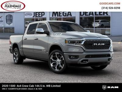 2020 Ram 1500 Crew Cab 4x4,  Pickup #4L1009 - photo 11