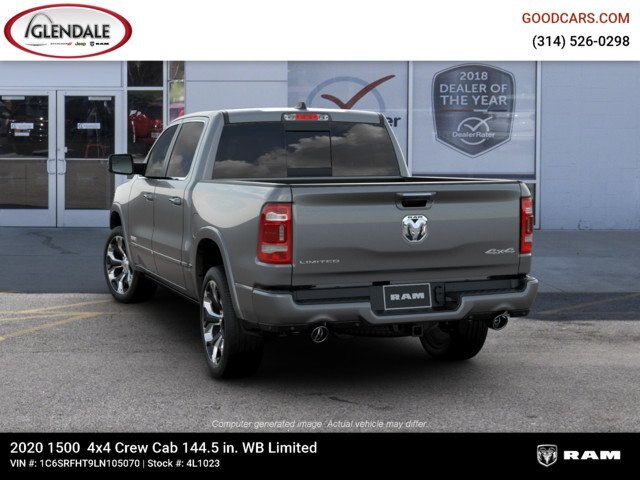 2020 Ram 1500 Crew Cab 4x4,  Pickup #4L1023 - photo 6