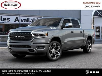 2020 Ram 1500 Crew Cab 4x4,  Pickup #4L1023 - photo 1