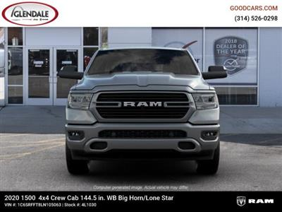 2020 Ram 1500 Crew Cab 4x4,  Pickup #4L1030 - photo 3