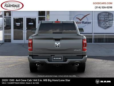 2020 Ram 1500 Crew Cab 4x4,  Pickup #4L1030 - photo 7