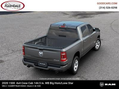 2020 Ram 1500 Crew Cab 4x4,  Pickup #4L1030 - photo 8