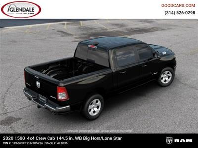 2020 Ram 1500 Crew Cab 4x4,  Pickup #4L1036 - photo 9