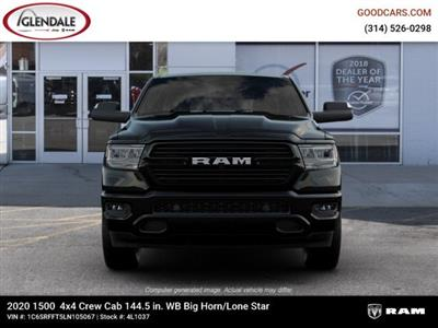2020 Ram 1500 Crew Cab 4x4,  Pickup #4L1037 - photo 3