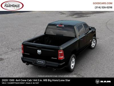 2020 Ram 1500 Crew Cab 4x4,  Pickup #4L1037 - photo 8