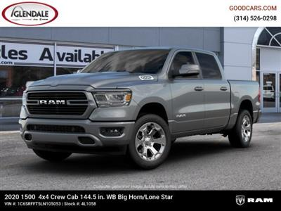 2020 Ram 1500 Crew Cab 4x4,  Pickup #4L1058 - photo 1