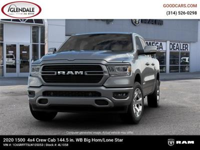 2020 Ram 1500 Crew Cab 4x4,  Pickup #4L1058 - photo 4