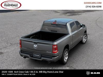 2020 Ram 1500 Crew Cab 4x4,  Pickup #4L1058 - photo 8