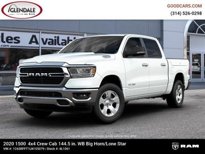 2020 Ram 1500 Crew Cab 4x4,  Pickup #4L1061 - photo 1