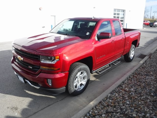 2018 Silverado 1500 Double Cab 4x4,  Pickup #D4133 - photo 21