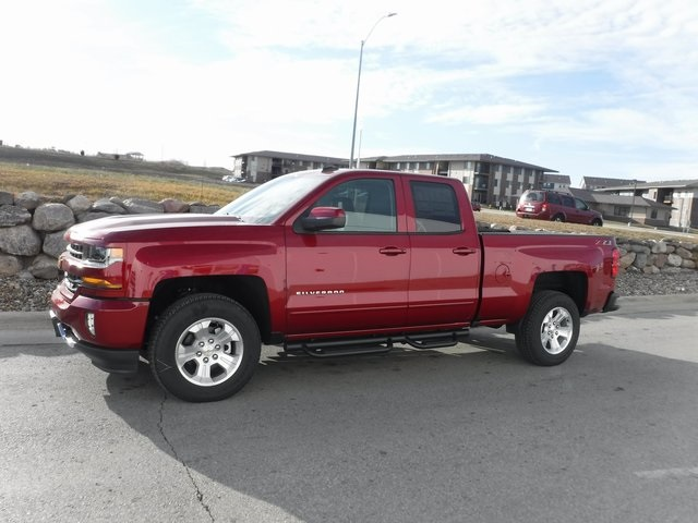 2018 Silverado 1500 Double Cab 4x4,  Pickup #D4133 - photo 23
