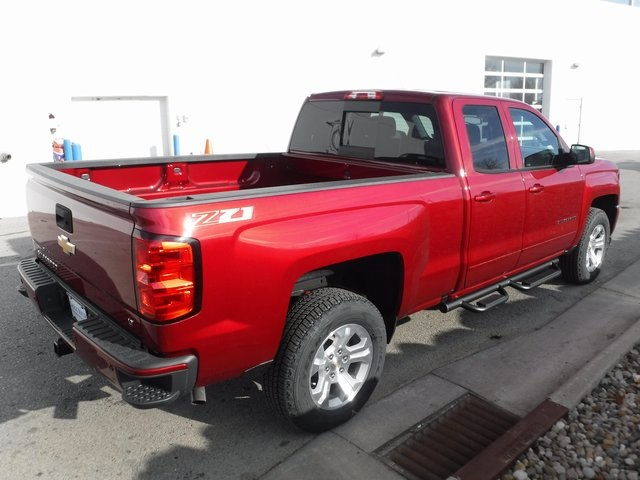 2018 Silverado 1500 Double Cab 4x4,  Pickup #D4133 - photo 2