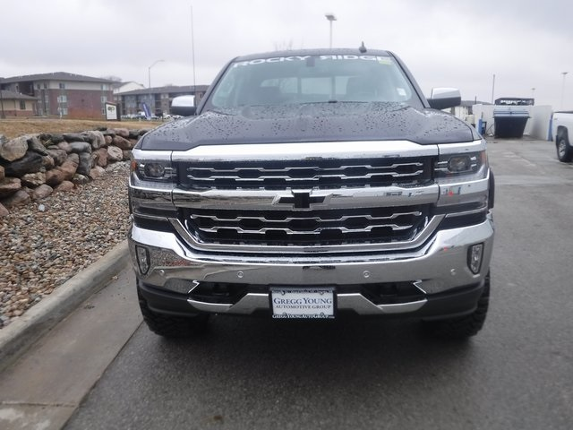 2018 Silverado 1500 Crew Cab 4x4,  Pickup #D4500 - photo 27