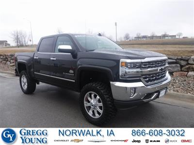 2018 Silverado 1500 Crew Cab 4x4,  Pickup #D4500 - photo 1