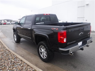 2018 Silverado 1500 Crew Cab 4x4,  Pickup #D4500 - photo 12