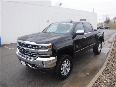 2018 Silverado 1500 Crew Cab 4x4,  Pickup #D4500 - photo 3
