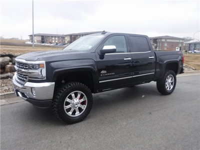 2018 Silverado 1500 Crew Cab 4x4,  Pickup #D4500 - photo 26